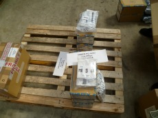Specific labelling requirements for UNHCR consignments
