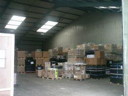 Transit cargoes warehouse